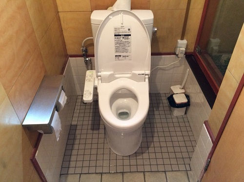 店舗トイレ改修工事
